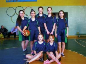 Збірна школи з баскетболу